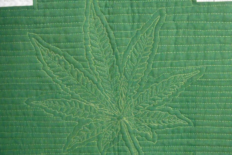 Green Cross #3 Detail