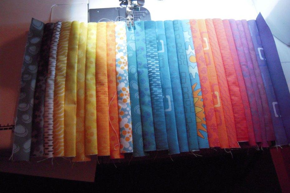 My Spoonflower Fabric