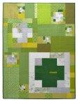 Green Cross Quilt