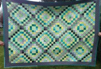 50 Trips Around The Sun Quilt