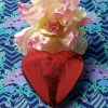 Frida's Heart - photograph by Gail Russell