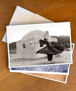 In The Spirit Cards - photographs by Gail Russell