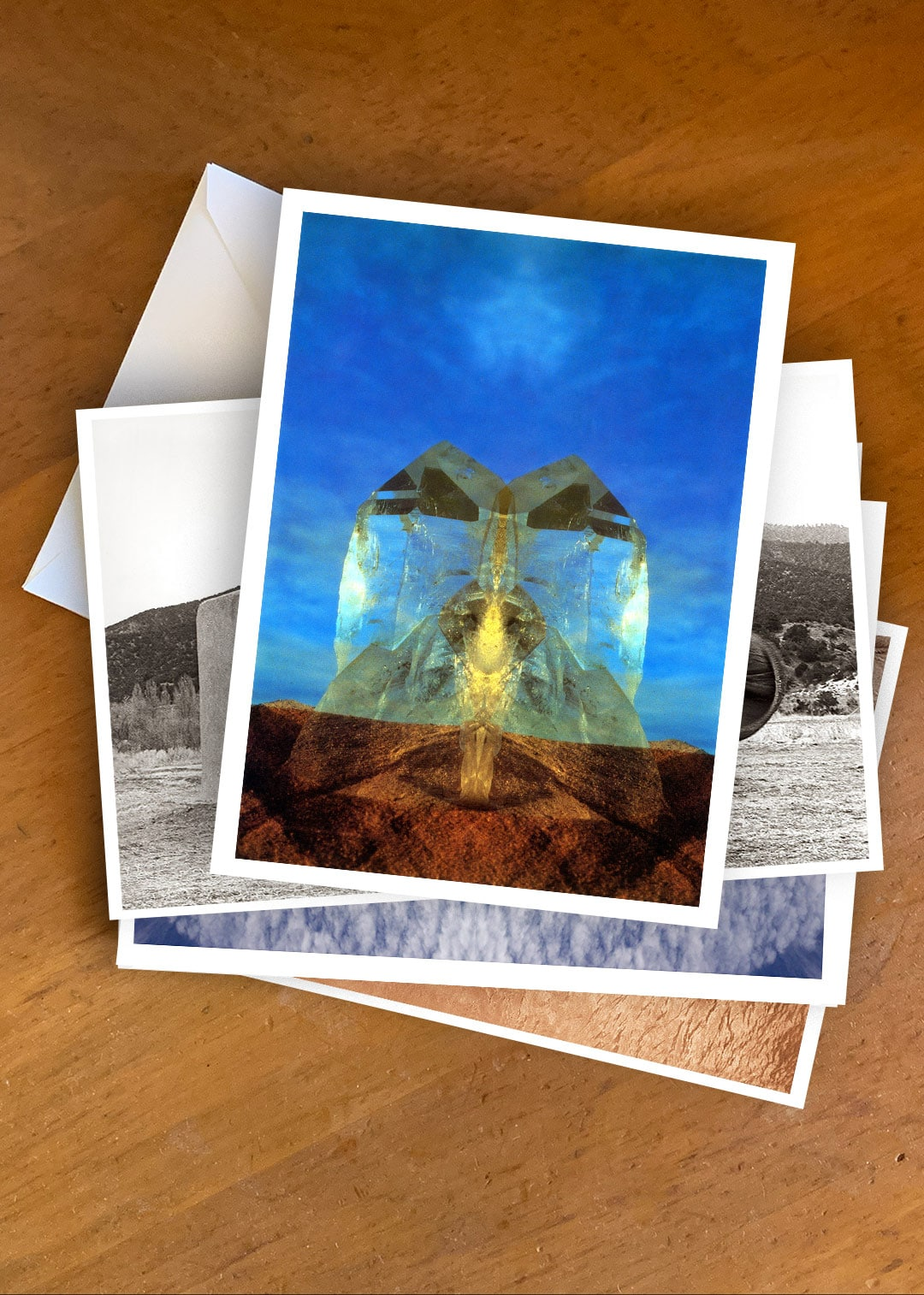 In The Spirit Card Set by Gail Russell Photo Artist