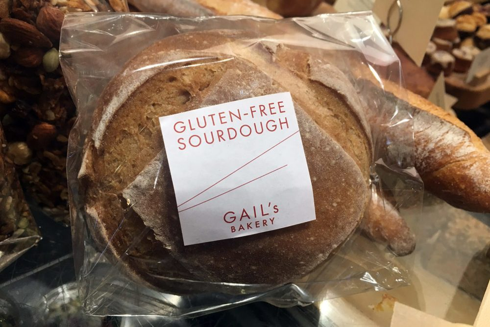 Gluten-free Sourdough