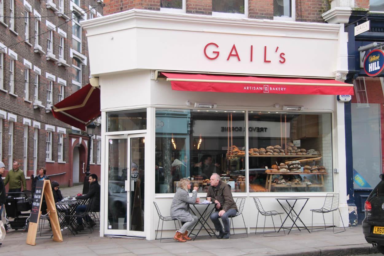 Hampstead Gail S Bakery