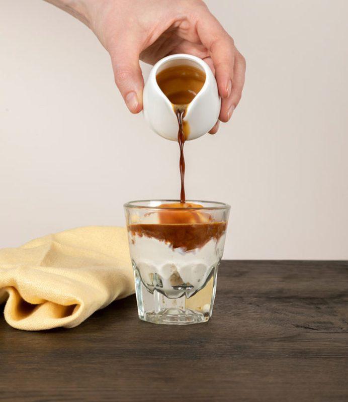 When Coffee Meets Ice Cream: An Affogato Recipe