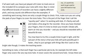 Teach your child music in 12 weeks excerpt