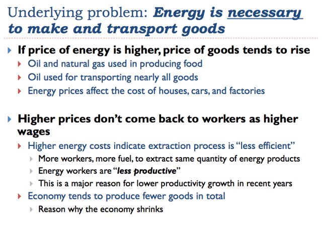 Figure 7. Reason why wages don't grow.