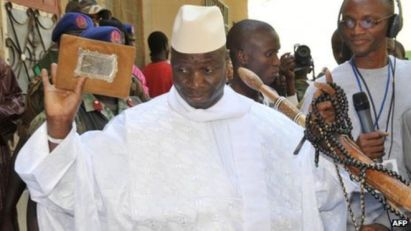Image result for jammeh
