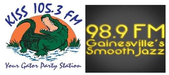 Kiss 105.3 FM / 98.9 FM – Gainesville's Smooth Jazz