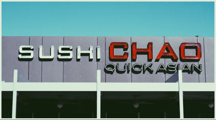 Pick up your chopsticks and dig in to Sushi Chao