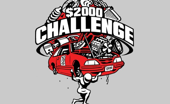 Grassroots Motorsports $2,000 Challenge Logo