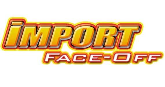 Import Face-Off Logo