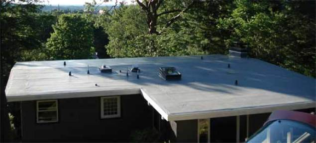 Gainesville Flat Roofing