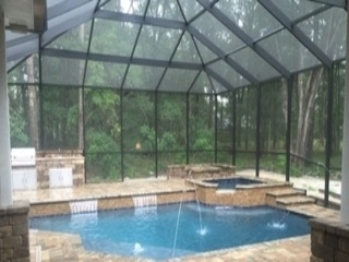 Gainesville Pool Cage