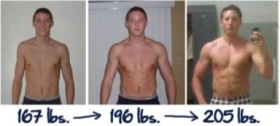 best weight gain program