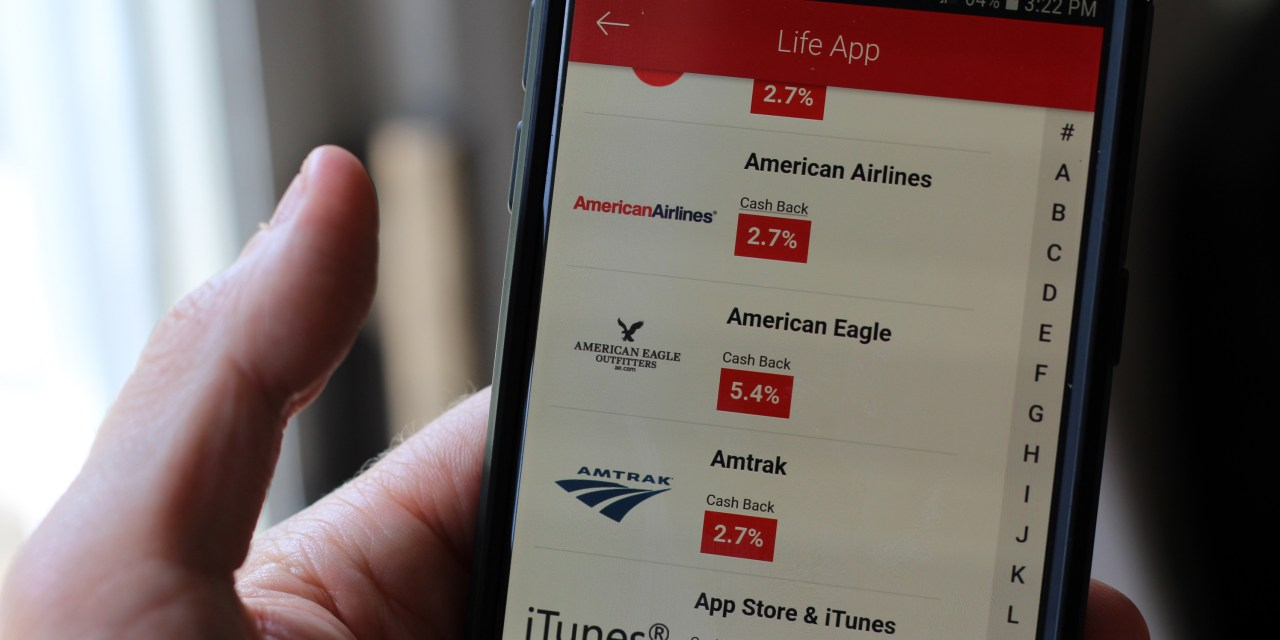 Life Leadership Shopping App – earning cash back on your routine purchases
