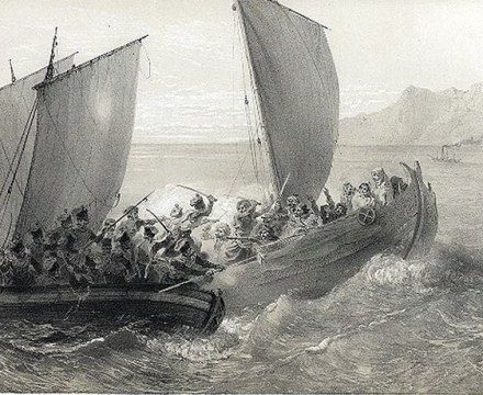 640px-Cotes_de_la_Mer_Noire._Cosaques_d'Azof_abordant_un_corsaire_Turc._(1847)