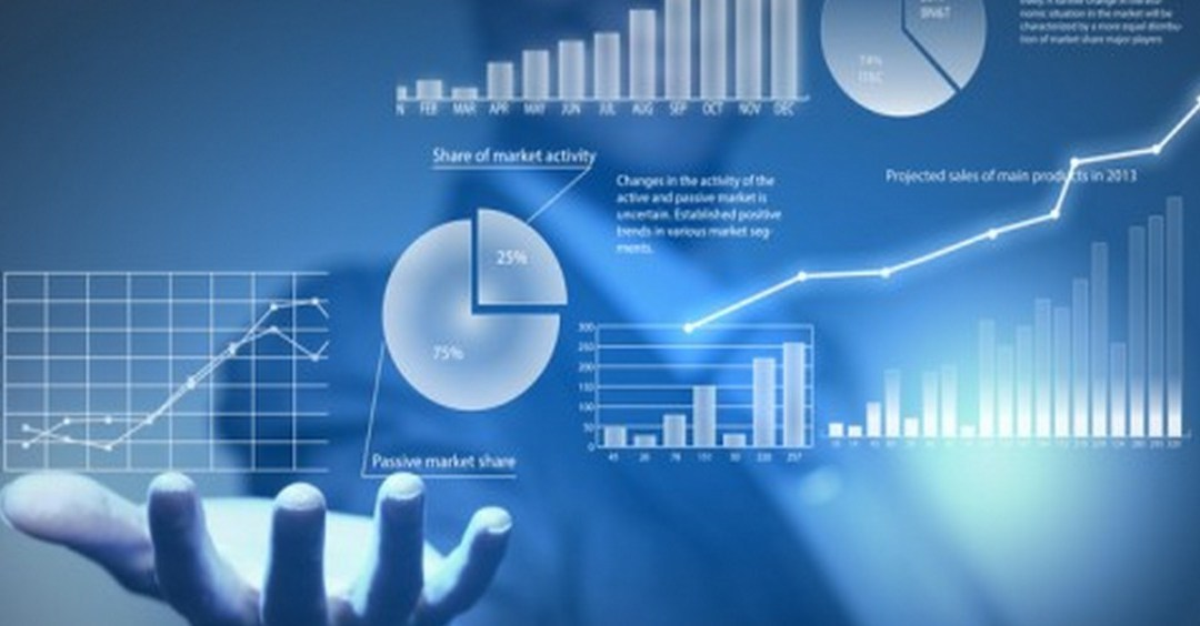 Data driven businesses are more competitive