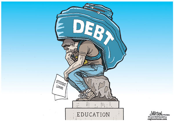 Student Loans: My Ideas vs. GOP/Trump