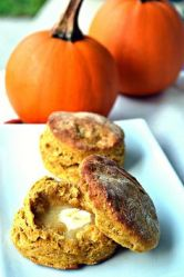 Fluffy Vegan Pumpkin Biscuits and Recordings http://singerskitchen.com/2011/10/fluffy-vegan-pumpkin-biscuits-and-recordings.html/