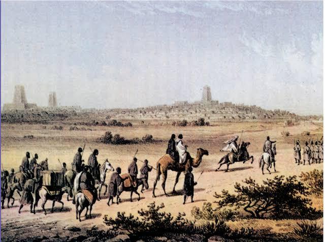 Ghana Empire Wagadu