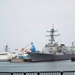 横須賀港軍港巡りの動画を撮ってみた!