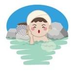 喉がイガイガする!風邪の予防はお風呂が良い?効果的な入り方