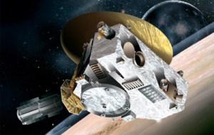 La sonda New Horizon