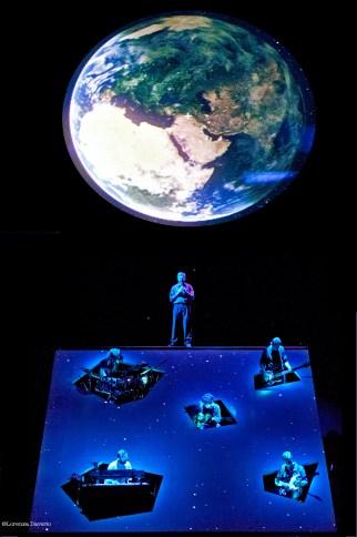 """I Deproducers presentano """"Planetario, musica per conferenze spaziali"""""""