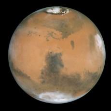 Mars e la Syrtis Major