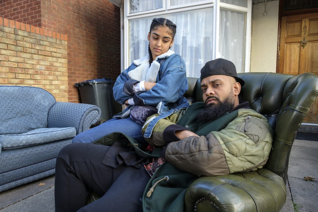 Bbc Comedy Man Like Mobeen Is On A Mission To Portray Powerful South Asian Girls And Maternal