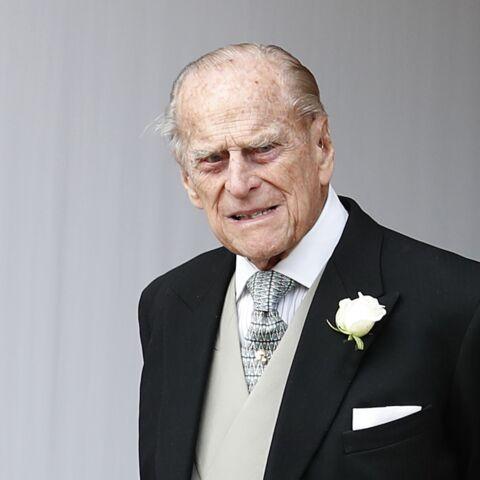 Le prince Philip à 97 ans