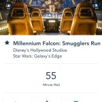 Falcon FastPass+ Screenshot