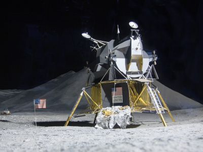 Modulul lunar Eagle