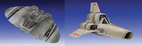Naves Battlestar Galactica 78