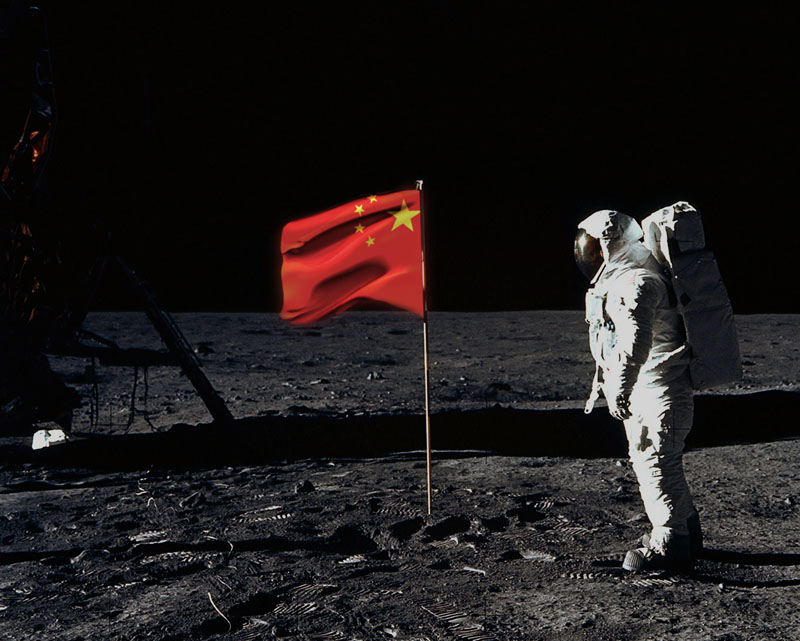 China Plans First Ever Landing On The Dark Side of the ...