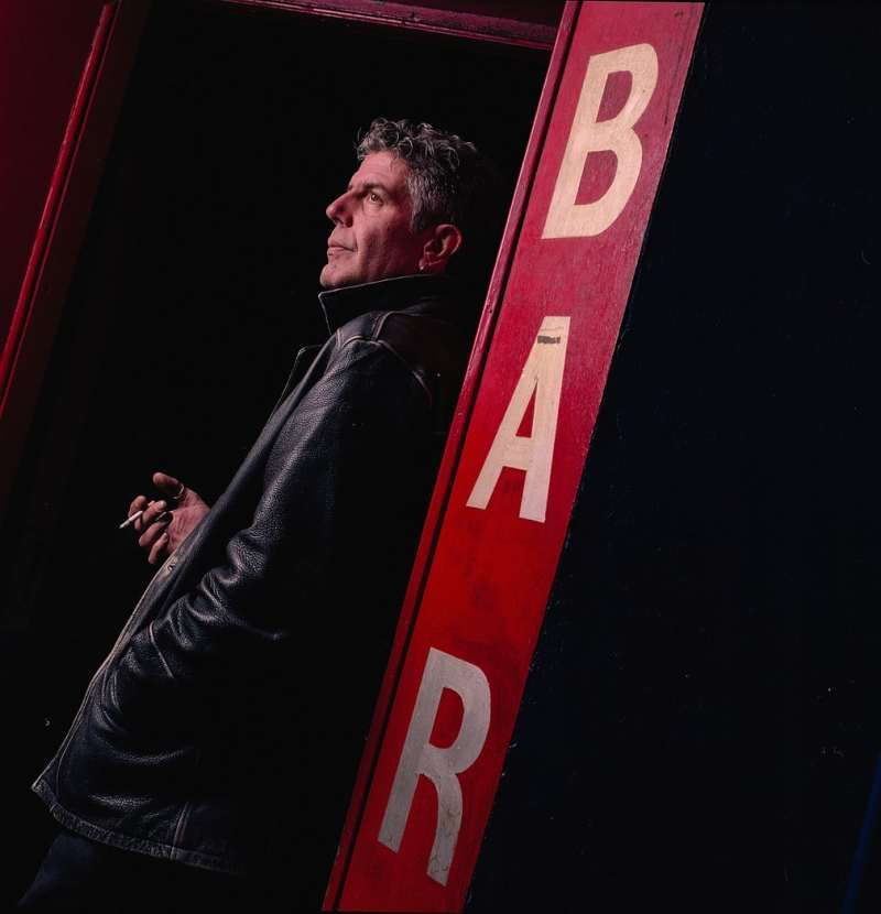 Anthony Bourdain in Cork, Ireland, for Observer Food Monthly in 2006.jpg
