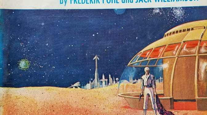 Frederik Pohl Archives Galactic Journey