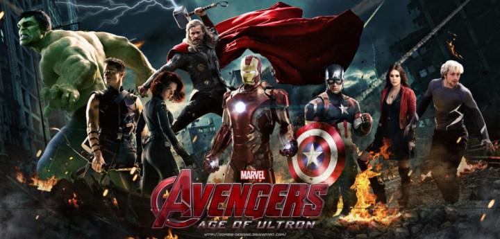 avengers 2 poster