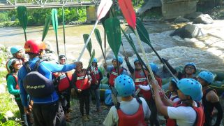 White Water Rafting, Cagayan de Oro, Philippines