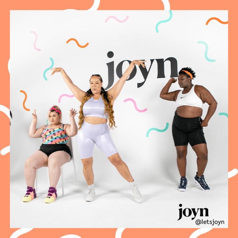 Joyn – jedyna aplikacja fitnessowa, której kiedykolwiek będziesz potrzebować!