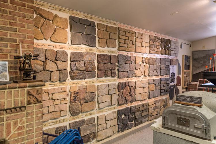 thin veneers brick and stone