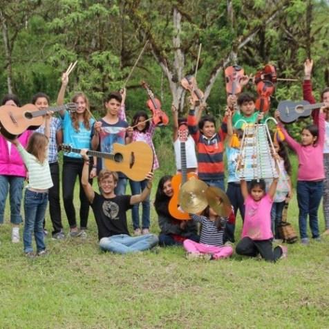 """Die Musikschule """"La Tortuga Virtuosa"""""""