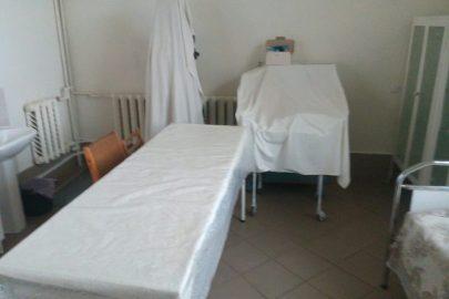 Пункт обігріву лікарня №2