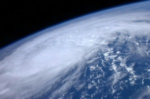 Hurricane Irene by NASA