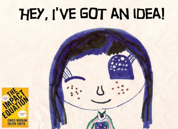 Hey I ve got an idea  | #impacteq