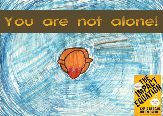 You are not alone | #impacteq