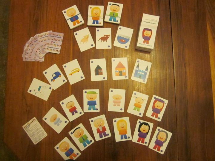 Find your Family Card Game
