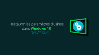 Photo of Comment restaurer les paramètres d'usine de Windows 10 ?
